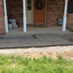 Landscaping – Installing New Paver Walkway